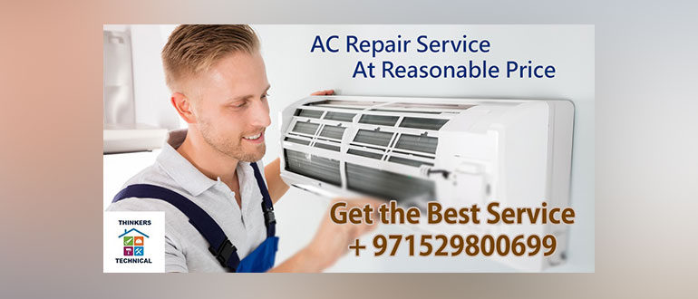 AC Maintenance Services in Dubai - Thinkers Technical Services